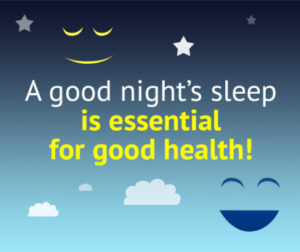 Why A Good Night's Sleep is Essential