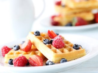 The Best And Worst Frozen Waffles To Eat