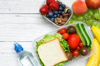 How to eat healthy on your travels