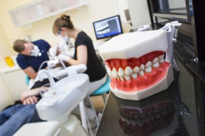 What types of dental care are available?