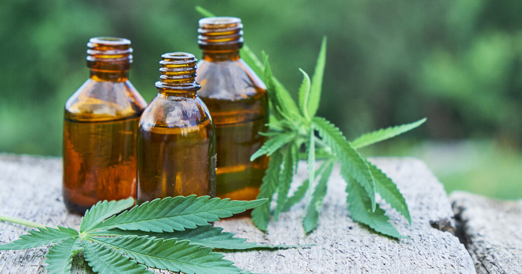 What are the benefits of CBD oils, and how do they help?